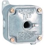 Killark JALX 22 Alumunium junction box