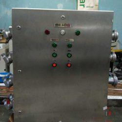 Fabrikasi Box Panel